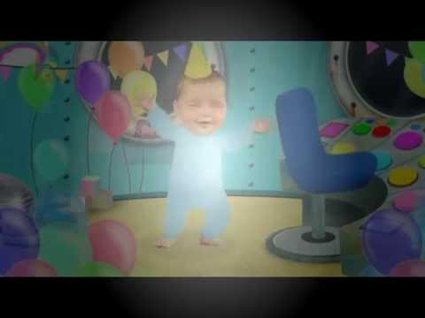 Baby Jake S01e25 Baby Jake Loves Party Time Cbeebies Youtube