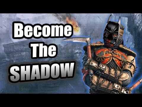 For Honor: Shinobi Guide | BECOME THE SHADOW