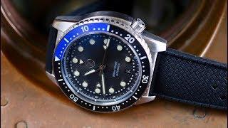 Zelos Mako Diver: 40mm Zelos is Here!