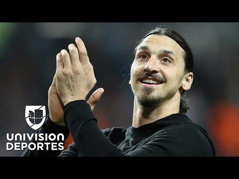 Regresa Zlatan Ibrahimovic al Manchester United en tiempo récord