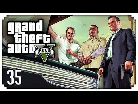Grand Theft Auto: ASSOCIATE PRODUCER! (Episode 35)