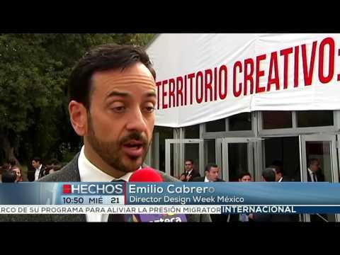 Hechos Noche - Design World Capital México 2018