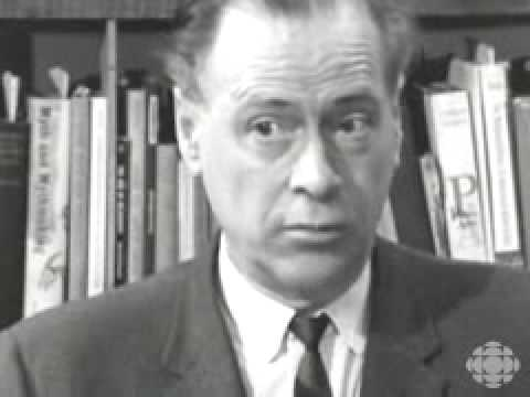 CBC TV - Take 30 (Program) - McLuhan predicts 'world connectivity' 1965