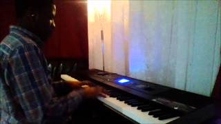 Deeper - Marvin Sapp Piano Cover