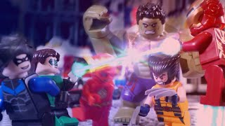 Lego Marvel vs DC Super Heroes 3