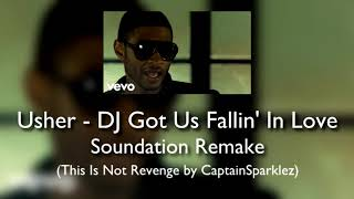 Usher - DJ Got Us Falling In Love (Soundation Remake)