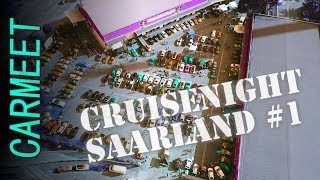 Cruise-Night Saarland - Back to Saarbrücken 2018 #1