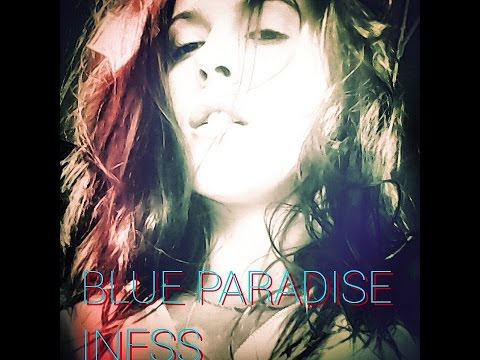 INESS - BLUE PARADISE Lyrics VIDEO