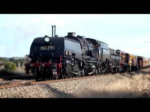 Beyer-Garratt 6029-  a short comeback 2014-2016