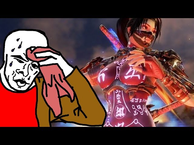 WHY SOUL CALIBUR 6 IS AWESOME