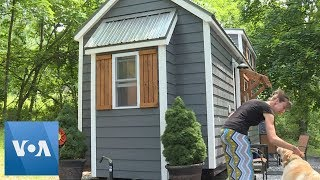 Tiny Houses Attract Budget-conscious Americans