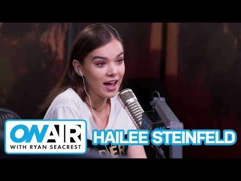 "Hailee Steinfeld Reacts to ""Most Girls"" Misheard Lyrics 