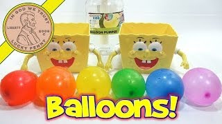 Discovery Kids 3-In-1 Balloon Pumper - Water Balloon Rainbow!