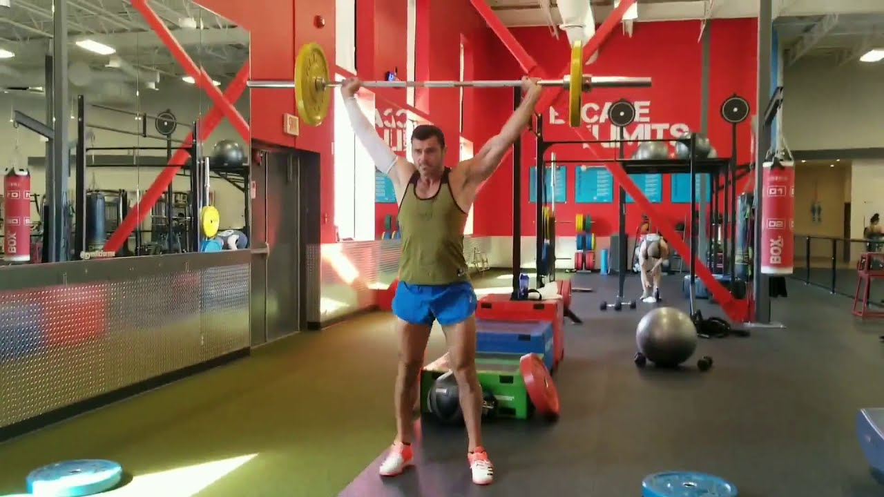 Jumps & sprints (strength conditioning) early  & special season workout for elite athletes part 2