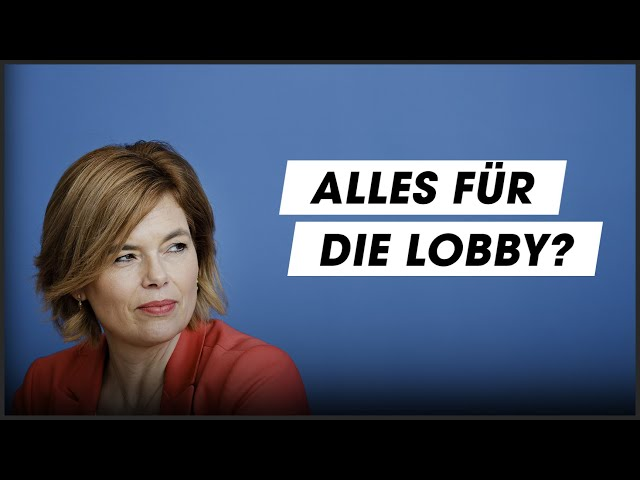 Julia Klöckner: Was war da los?