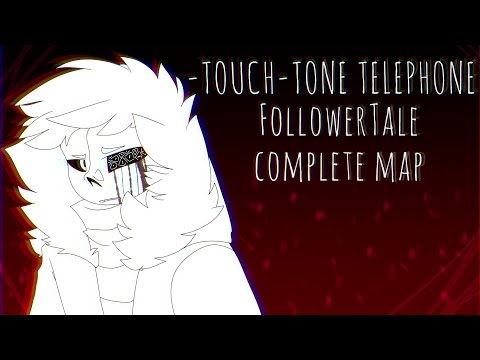 MAP -Touch -Tone Telephone // Complete // Followertale //Undertale AU