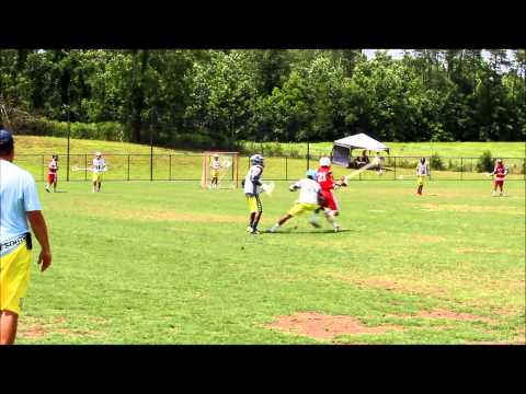 Thomas Tulaney #21 Summer Lacrosse tournament