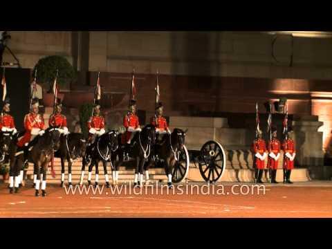 President's Bodyguard (PBG) regiment