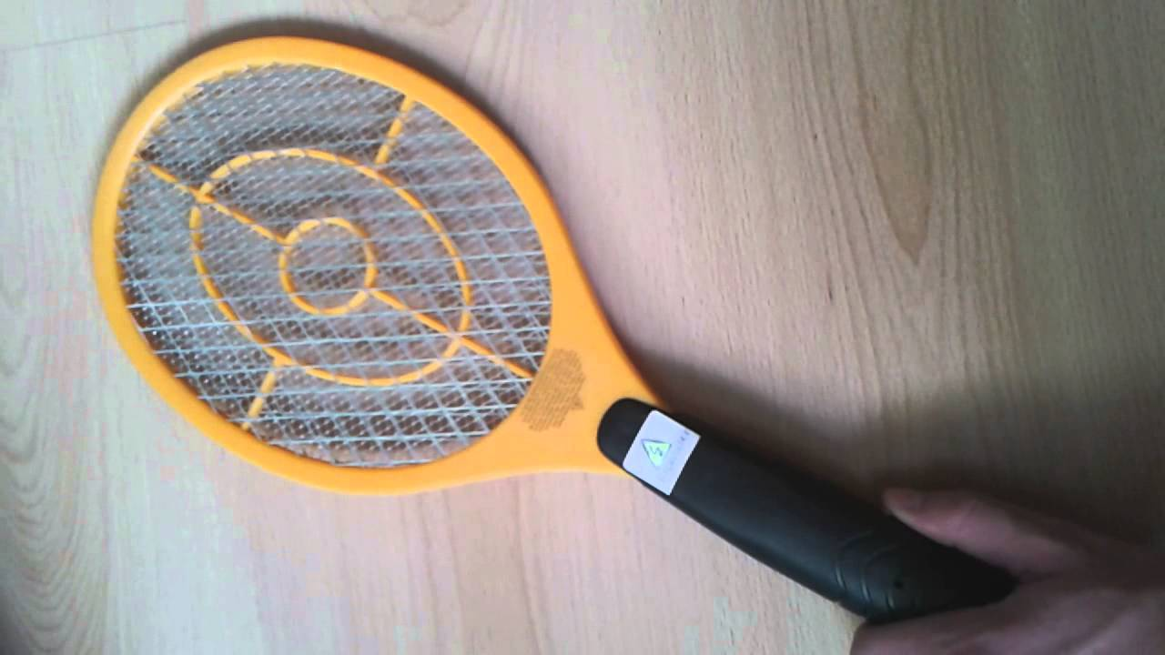 Easy High Voltage Fly Swatter Mod: 4 Steps