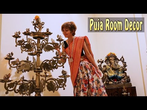 Puja Room Decoration Ideas | Indian Home Decor | Maha Shivratri Vlog