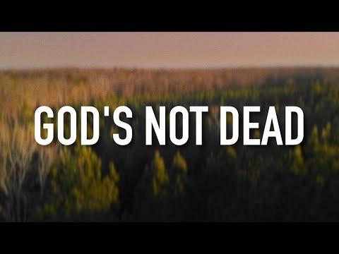 God's Not Dead - [Lyric Video] Newsboys