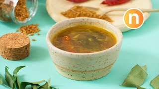 Rasam | South Indian Sour Soup | Chaaru [Nyonya Cooking]