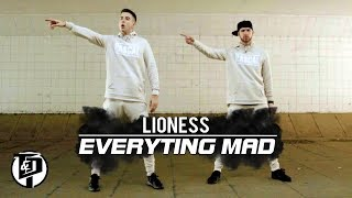 EVERYTING MAD | LIONESS x TWIST AND PULSE | UK GRIME DANCE CHOREOGRAPHY