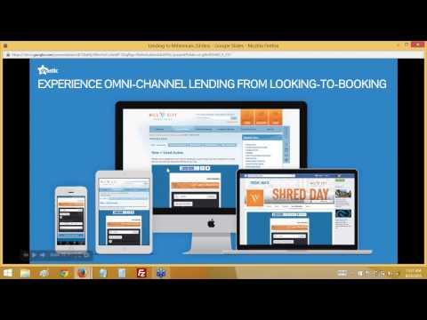 Lending to Millennials Webinar