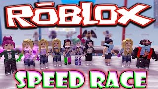 ROBLOX: Speed Race + El Kekis se PICAAA