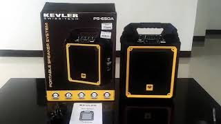 KEVLER PS-650A review