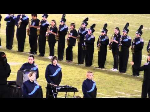 """""""Hot Stuff"""" - Desert Sky MS with DVHS Marching Band"""