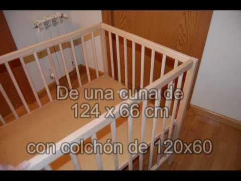 C mo hacer una cuna colecho youtube - Cunitas para bebe ...