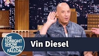 Vin Diesel Grew Up in a Haunted Building