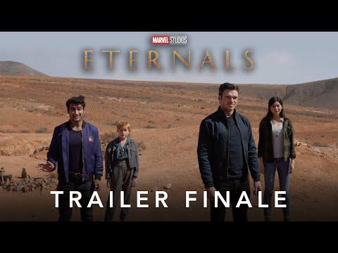 Eternals | Trailer Finale