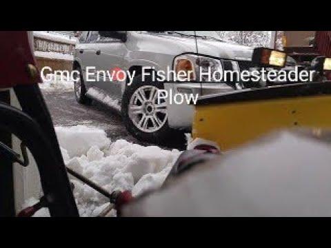 Gmc Envoy Fisher Homesteader Plow
