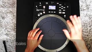 Roland Handsonic HPD-20 - Kits Demo
