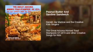 Peanut Butter And Sardine Sandwich Thumbnail