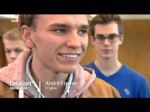 Lokalzeit Münsterland Eine Welt Song aus Altenberge