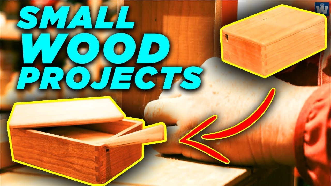 Small Wood Projects To Make And Sell Small Wood Projects Diy Wood Projects Ideas Youtube