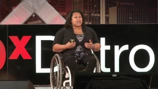 Think Beyond The Chair | Sharina Jones | TEDxDetroit
