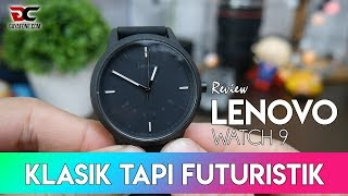 REVIEW LENOVO WATCH 9, Klasik Tapi Futuristik!!