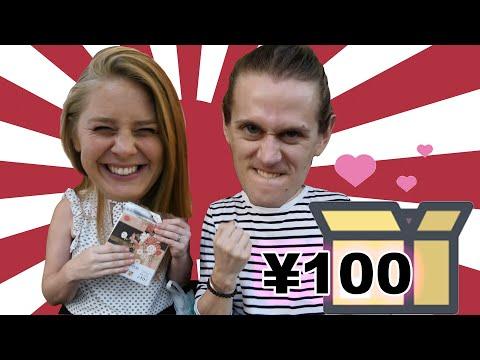 👭Kawaii ¥100 Yen Japanese Dollar Store Challenge!