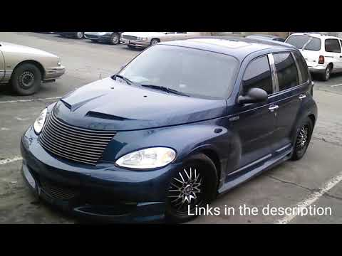 Chrysler PT Cruiser Tuning