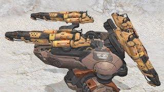 War Robots [3.2] Test Server - NEW Flamethrower Weapon
