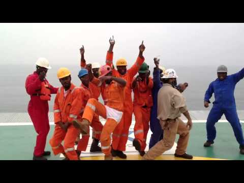 Harlem Shake Offshore In Africa