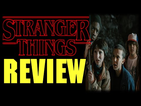 Stranger Things Recap and Review