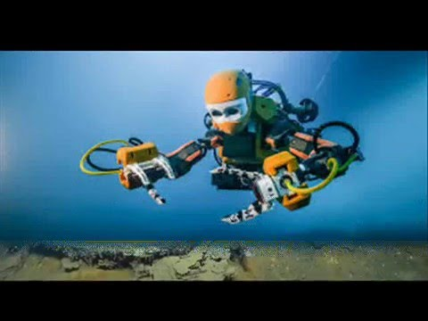 Scuba Diving Robot Explores Shipwreck And Other Tech News