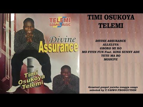 Download TIMI OSUKOYA- DIVINE ASSURANCE ALBUM