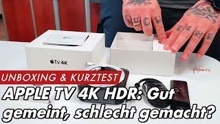 APPLE TV 4K - Gut gemeint, aber schlecht gemacht? - Unboxing & Kurztest | GROBI.TV