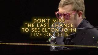 Elton John announces first U.K. dates of 'Farewell Yellow Brick Road' tour